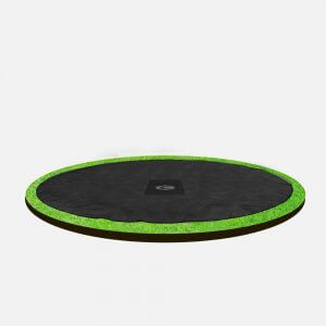 round trampoline cover